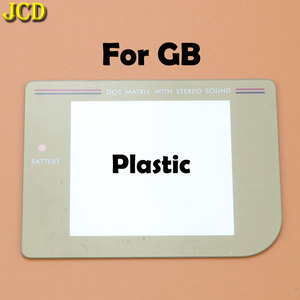 Image 5 - JCD 1Pcs New Glass Plastic Screen Lens cover For Nintend Gameboy Classic For GB Lens Protector