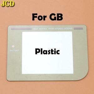 Image 5 - Jcd 1 pcs 새로운 유리 플라스틱 스크린 렌즈 커버 닌텐도 게임 보이 클래식 gb 렌즈 수호자