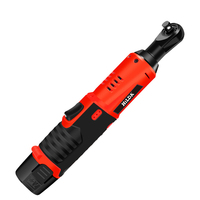 12V Household Hand Battery Operated Kit Electric Wrench Torque Rechargeable Socket Cordless Ratchet DIY Professional Power Tools