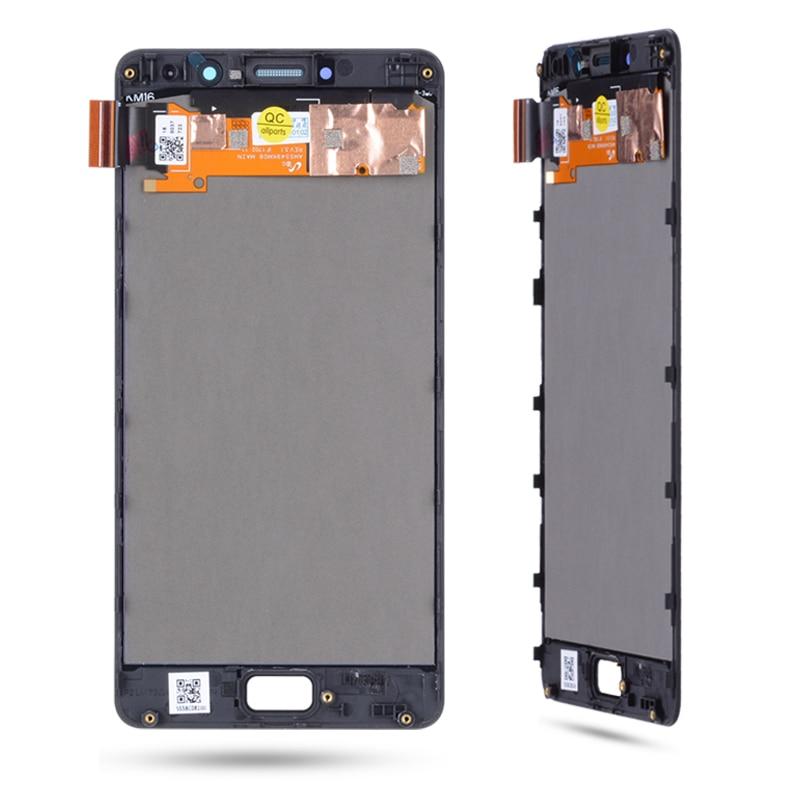 Sinbeda 5,5 AMOLED для lenovo Vibe P2 ЖК дисплей сенсорный экран с рамкой для lenovo Vibe p2 Замена дисплея P2c72 P2a42 lcd - 4
