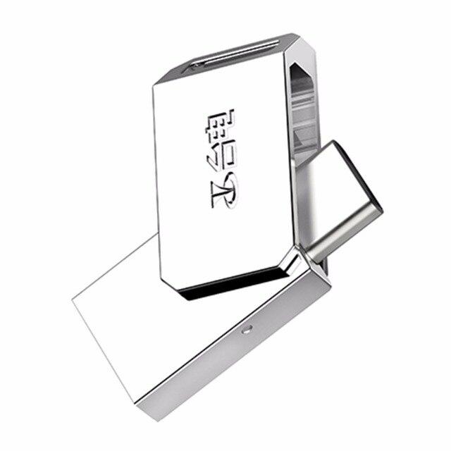 Оригинал Teclast 64 ГБ/32 ГБ/16 ГБ Металлический Корпус USB 3.0 Type-C 3.1 Флэш-Диск для ПК/Ноутбук/Ноутбук и таблетки