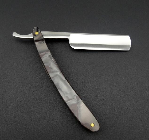 Carbon steel font b knife b font head Yake calendar Symphony series black vintage razor shaving
