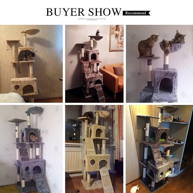 Cat Furniture Scratching Tree 3