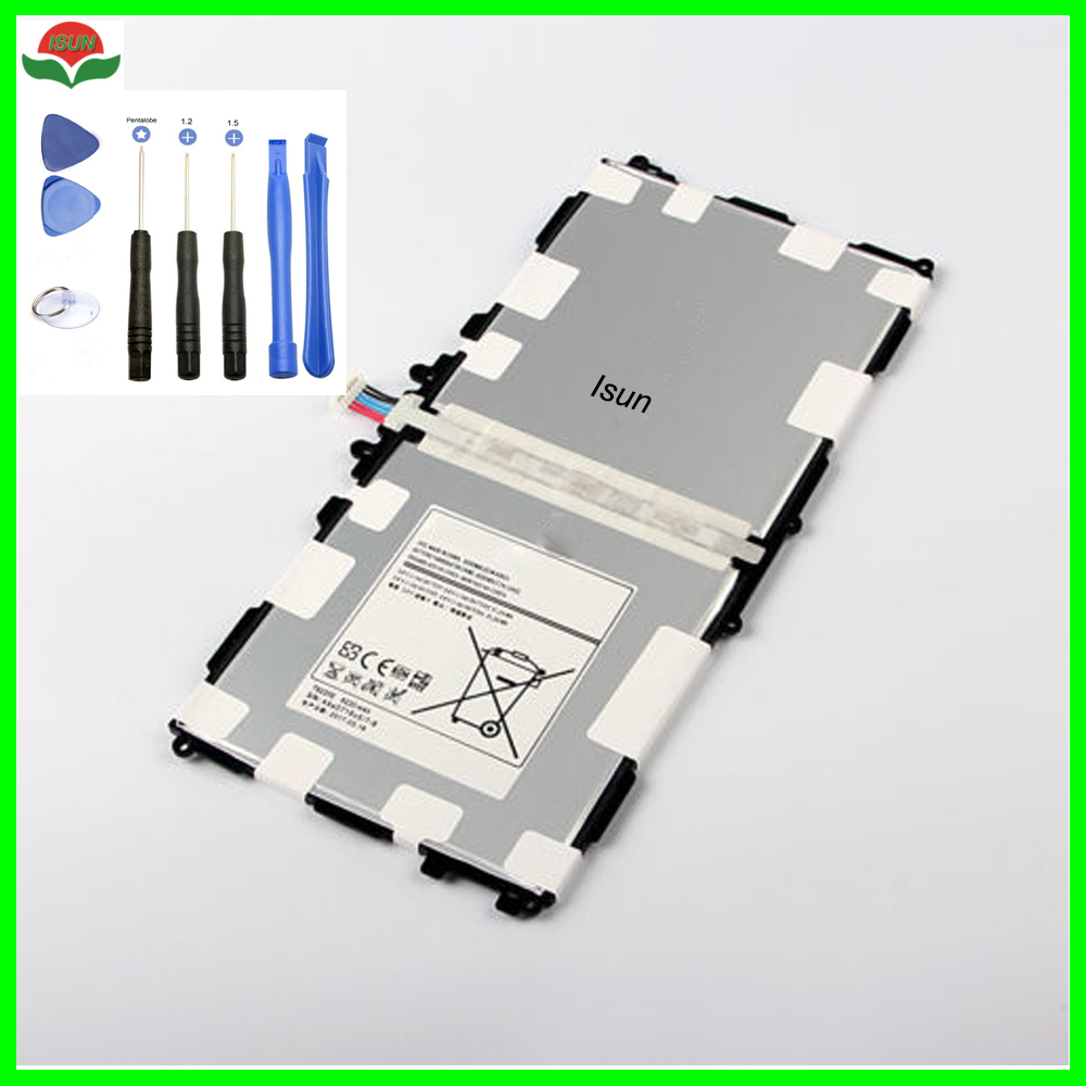 100 Original Tablet Battery T9500e T9500c T9500k For Samsung Galaxy Note Pro 122 P901 Quality P900 Sm