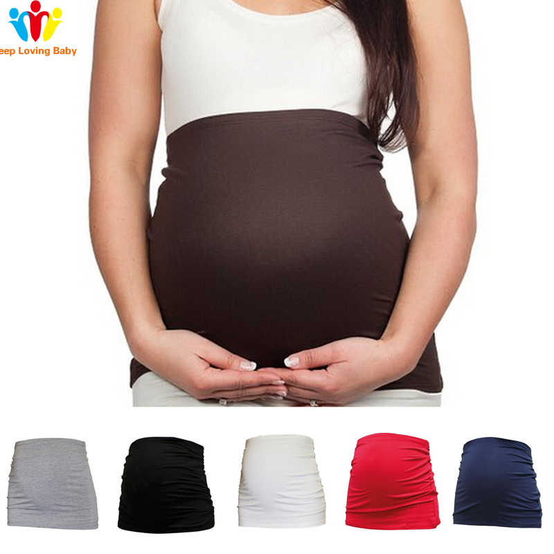 Pregnant Cotton High Waist Knickers Support Belt Stomach Lift Free Adjustable Maternity Bandage For Pregnant Women