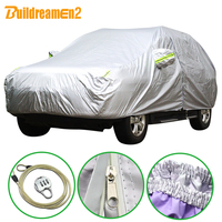 Car SUV Cover Vehicle Outdoor Anti UV Scratch Rain Sun Snow Preventing Protector Cover Dust Proof