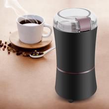 Kahve Değirmeni 400 W Elektrikli kahve değirmeni öğütücü Fasulye Baharat Fındık Taşlama Makinesi Paslanmaz Çelik Bıçak ile Cafe ...