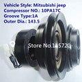 10PA17C compressor clutch/AC compressor clutch/A/C compressor magnetic clutch 12V 1A FOR MITSUBISHI jeep