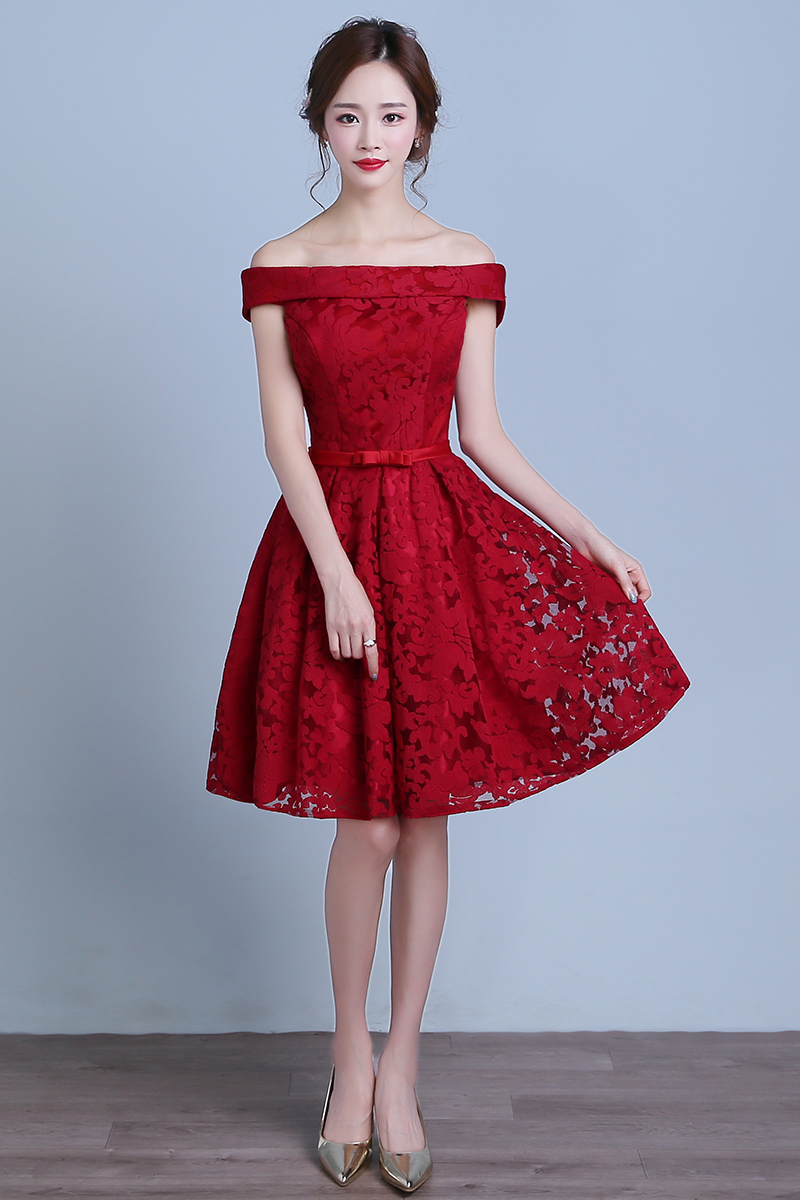 Evening dress clearance indoor