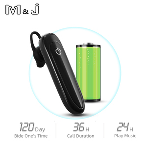 M&J Business Bluetooth Headset