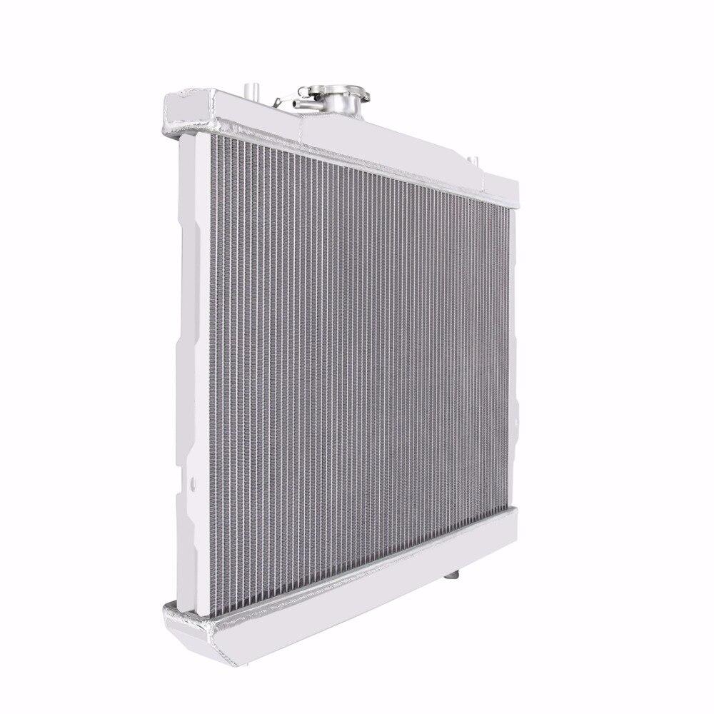 2388 FULL ALUMINUM For 01-08 HYUNDAI RADIATOR ELANTRA//TIBURON 2.0L I4 2.7L V6 MT