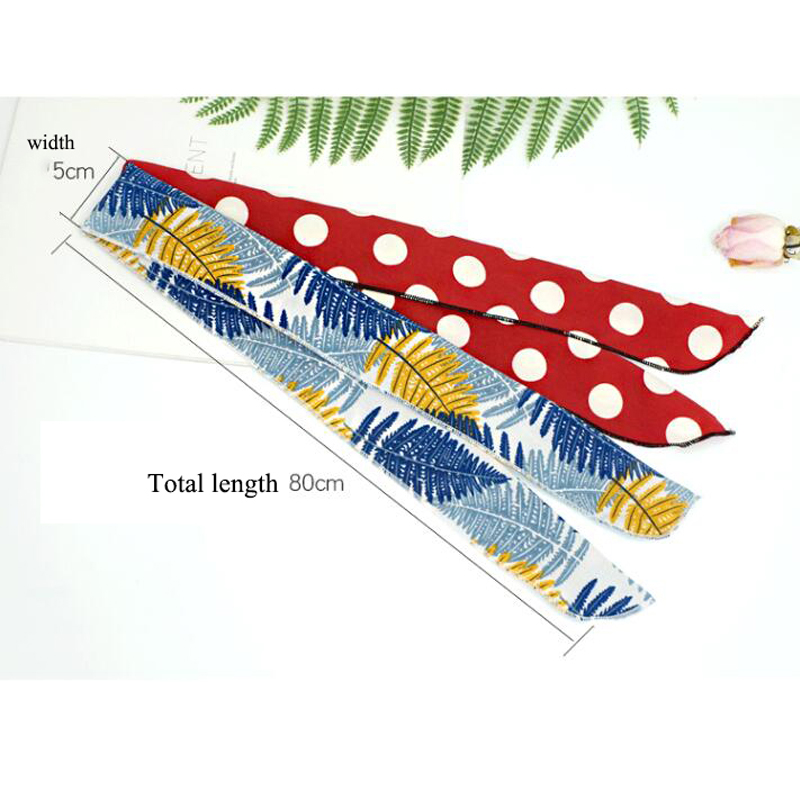 1PC Headwear New Beach Style Hair Bands DIY Princess Rabbit Hair Bands Girls Flower Headband Women Hair Accessories in Women 39 s Hair Accessories from Apparel Accessories