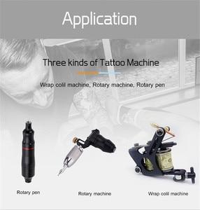 Image 5 - BiomaserプロP300 タトゥー電源 & 電源重要なデジタルタトゥー電源lcd機
