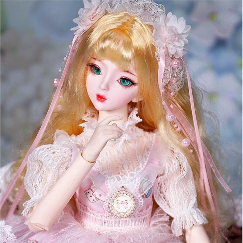 DBS 1/3 BJD 人形メカニカル共同体、かつらを含め、目、服、靴 AI YoSD MSD SD キット玩具ギフト DC ラティ  グループ上の おもちゃ & ホビー からの 人形 の中 2