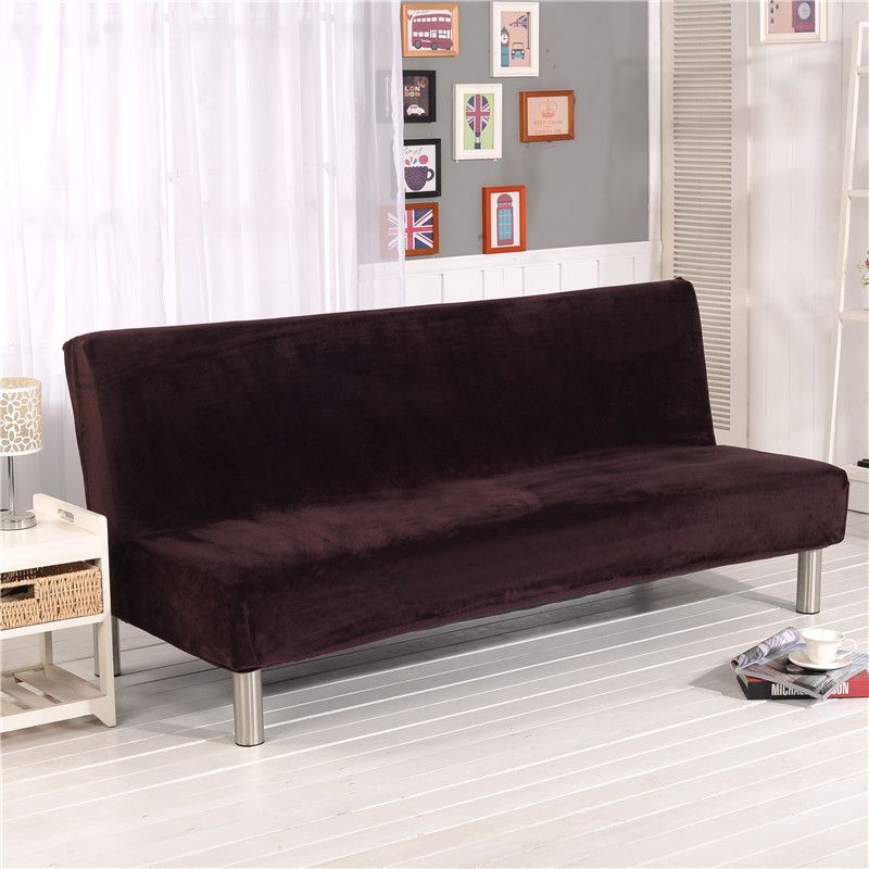 Buy thick plush sofa towel tight wrap all for Sofa bed 180cm
