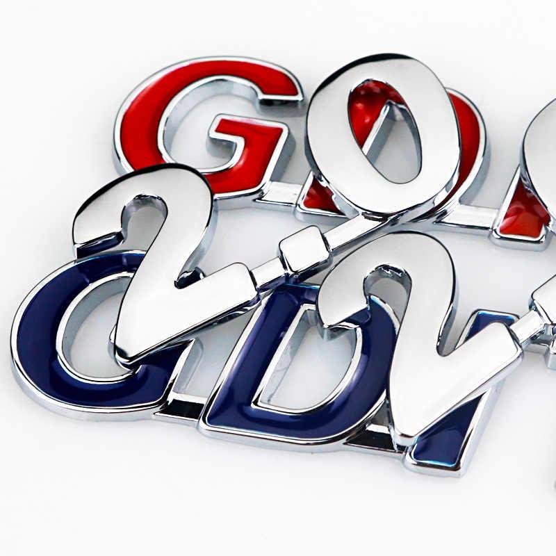 Emblema de Metal para 2,0 Gbit Haval Tabanca H2 H3 H5 H6 H9 coupe t fek m4 m5 m6 accesorios de automóvil pegatina con letras traseras
