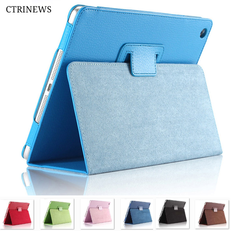 CTRINEWS For New iPad 2017 Tablet Case Smart PU Leather Stand Cover For ipad 2017 A1822 Magnetic Auto Wake Up Sleep Case ctrinews for new ipad 2017 tablet case smart pu leather stand cover for ipad 2017 a1822 magnetic auto wake up sleep case