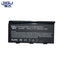 JIGU Laptop Battery GT60 GT660 GT660R GT663 GT663R GT670 GT680 GT680DX BTY-M6D GT70 GT783 GX680 GX780 GX60 Series for MSI(China)
