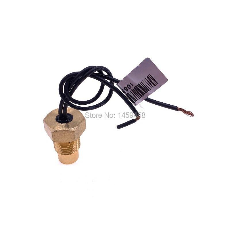Livraison gratuite 2 pcs/lot 1089063717 (1089 0637 17) capteur de pression transmetteur interrupteur de presse pour vis compresseur d'air partie