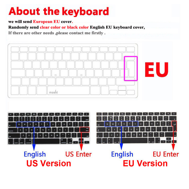 Fashion Pattern Protective Hard Shell Case Keyboard Cover Skin Set For 11 12 13 15 quot Apple Macbook Air Pro Retina Touch Bar CF in Laptop Bags amp Cases from Computer amp Office
