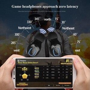 Image 4 - Letine tws ti8s 쿨 블루투스 5.0 스테레오 헤드셋 미니 충전 빈 게임 무선 스포츠 헤드폰 아이폰 안드로이드에 대한