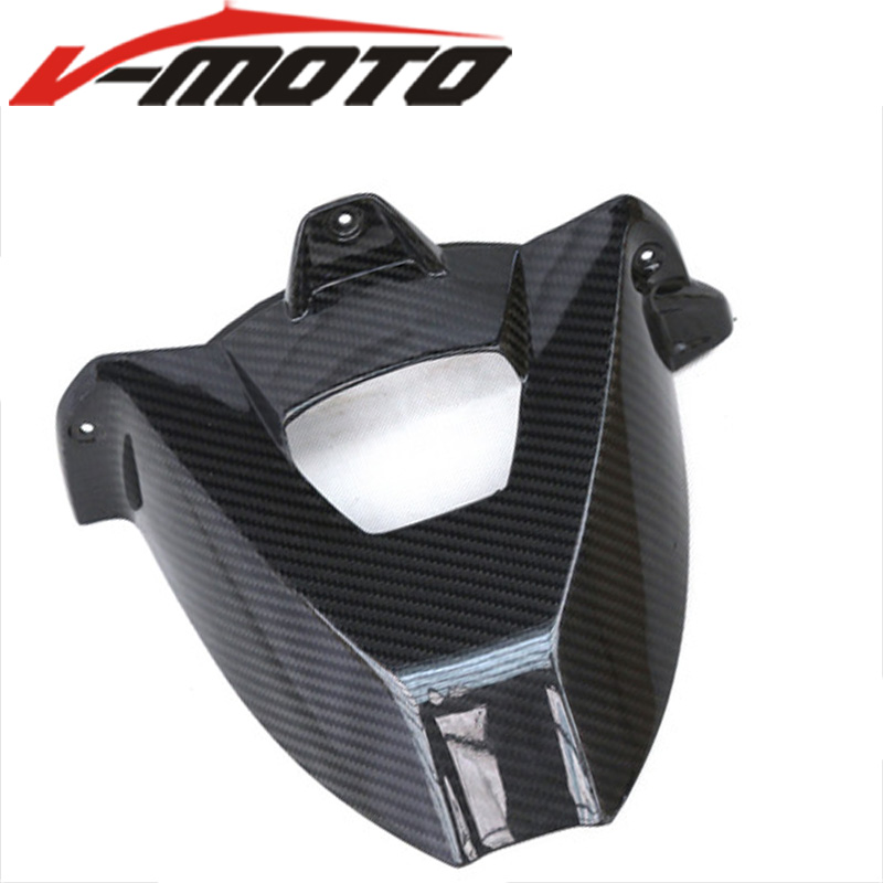Motorcycle Carbon Fiber Rear Wheel Fender Mudguard Mud Guard For BMW S1000RR S 1000 RR 2009-2014 2015 2016 2017 2018 motorcycle pillion passenger rear seat cover cowl for 2009 2014 bmw s1000rr s 1000 rr 2009 2014