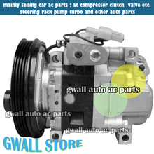 High Quality Auto AC Compressor For Car Mazda Protege 01-03 / 323 96-00 Fast Deliery цены