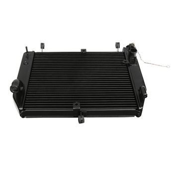 Motorcycle Replacement Radiator Cooler For Yamaha YZF R1 YZF-R1 2002-2003 Aluminum