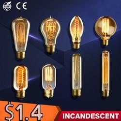 40w lampada ampoule vintage edison bulb e27 bombillas retro lamp incandescent edison light fixtures led lamp.jpg 250x250
