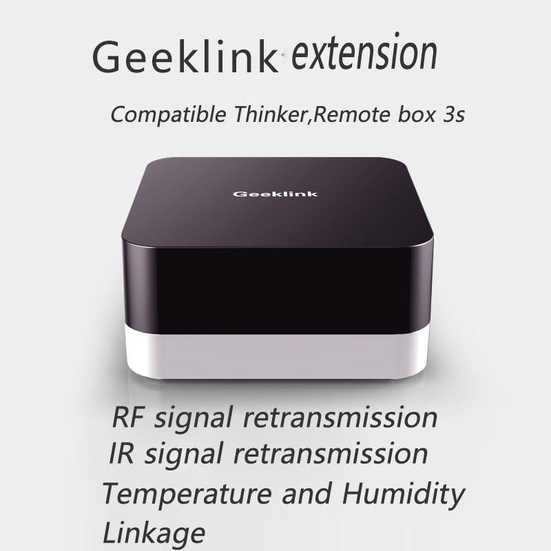 Geeklink RemoteBox 3S έξυπνος ελεγκτής + - Έξυπνα ηλεκτρονικά - Φωτογραφία 4