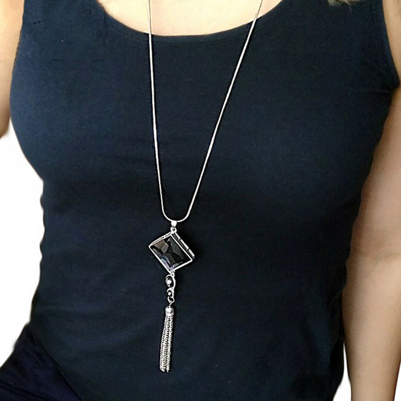 2018-New-Fashion-Women-Pendant-Necklace-Square-Big-Drop-Crystal-Long-Chain-Sweater-Tassel-Necklaces-Jewelry.jpg_640x640 (1)_