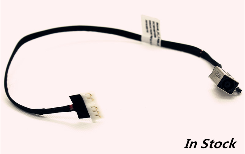 New Laptop DC Jack Power Charging Cable For Dell Vostro 15 5468 5568 P62F P62F001 P75G new laptop cable for dell vostro 1015 pn ddvm9mlc002 ddvm9mlc000 repair notebook lcd lvds cable
