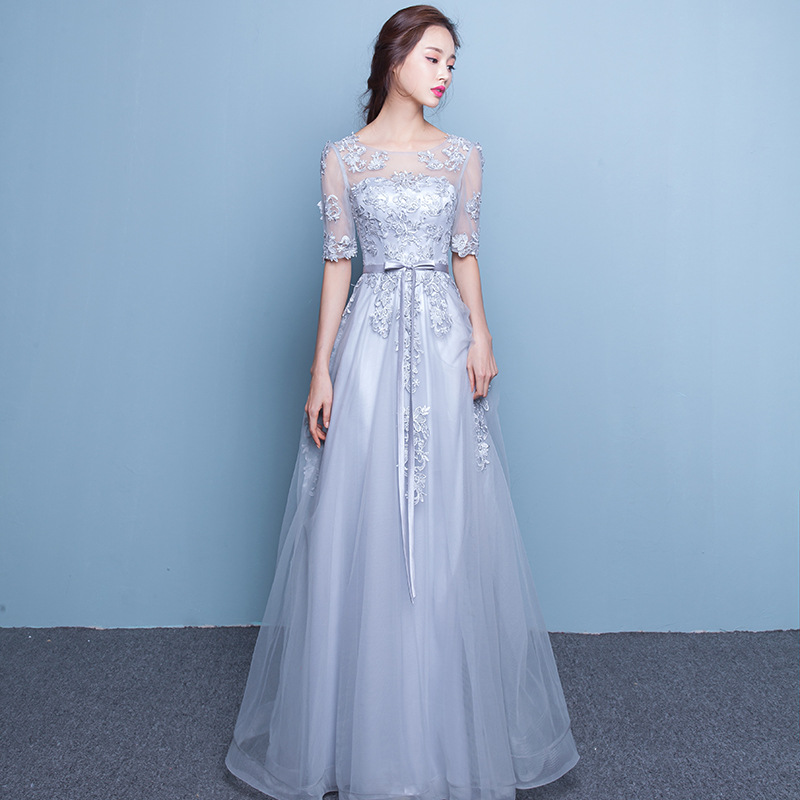 popular gray wedding dressbuy cheap gray wedding dress
