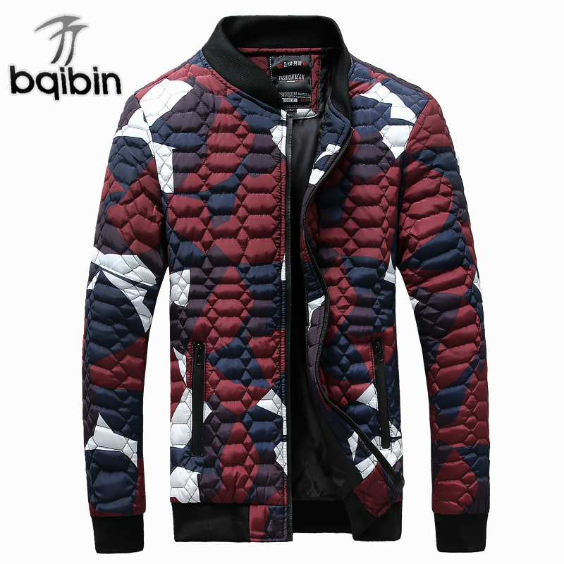 2018 Winter Jacket Men Fashion Design Parka Men Clothing Male Jacket Polyester Padded Coat Warm Men Outwear Overcoat S-4XL