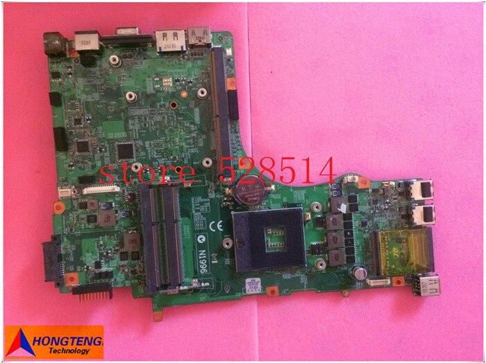 original laptop motherboard for MSI GT663-417CS GT660 MS-16F11 ms-16f1 ms16f11 ms16f1 PM55 DDR3  100% Test ok