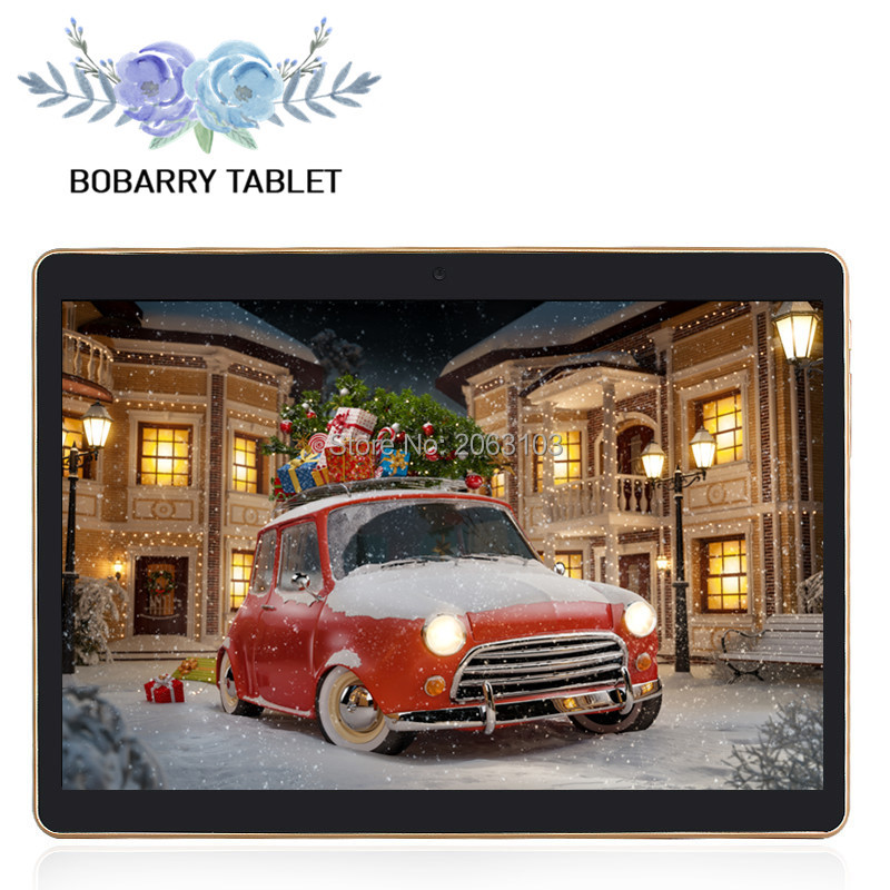 9 6 inch 3G 4G Lte The Tablet PC Octa Core 4G RAM 128GB ROM Dual