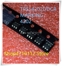NEW 10PCS/LOT TPS54202DDCR TPS54202DDCT TPS54202 MARKING 4202 SOT23-6 IC