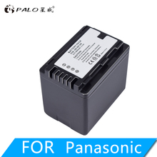 1pc 3900mAh VW-VBT380 VBT380 VW-VBT190 VBT190 battery for Panasonic HC-V110, HC-V130, HC-V160, HC-V180, HC-V201, HC-V250, HC-V26
