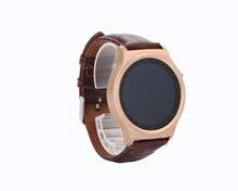 Smart Watch M1 Uhr Sync Notifier Unterstützung Bluetooth-konnektivität Android Telefon Smartwatch Uhr