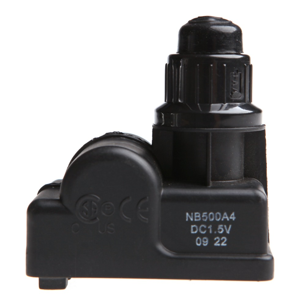 JINSHENGDANew BBQ Gas Grill Replacement 4 Outlet AA Battery Push Button Ignitor Igniter