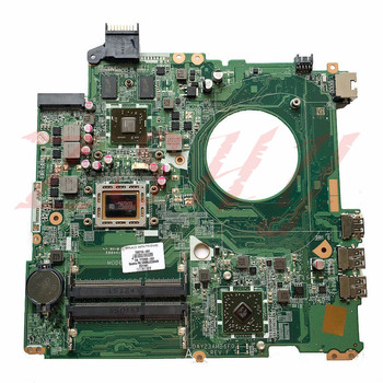 For HP Pavilion 15-P 766715-501 motherboard DAY23AMB6C0 REVC A10 free Shipping 100% test ok