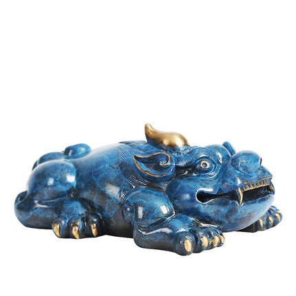 Chinese Lucky Dragon Ornaments Creative Home Decorations Living Room Office Crafts Gift Art