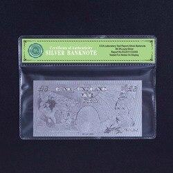 Сувенир, копия банкнот Елизабет II, 5 фунтов, копия бумажных банкнот в качестве домашнего декора, подарок