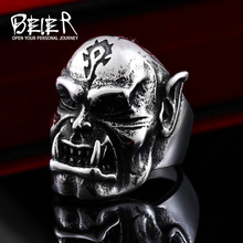 World of Warcraft skull Rings