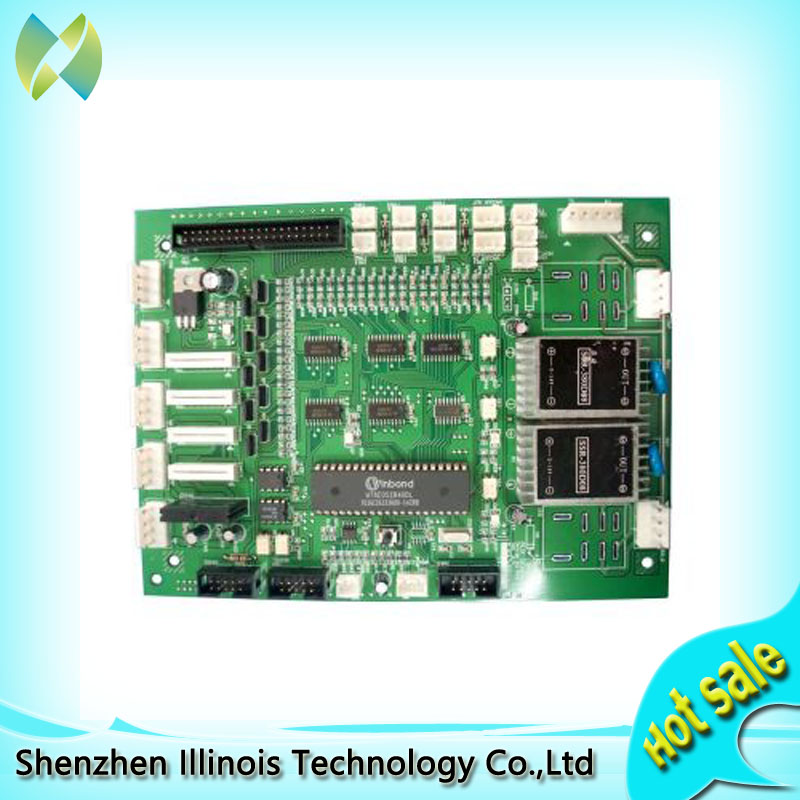 Infiniti / Challenger FY-33VC Printer Ink and Heating Control Board printer parts лодка intex challenger k1 68305