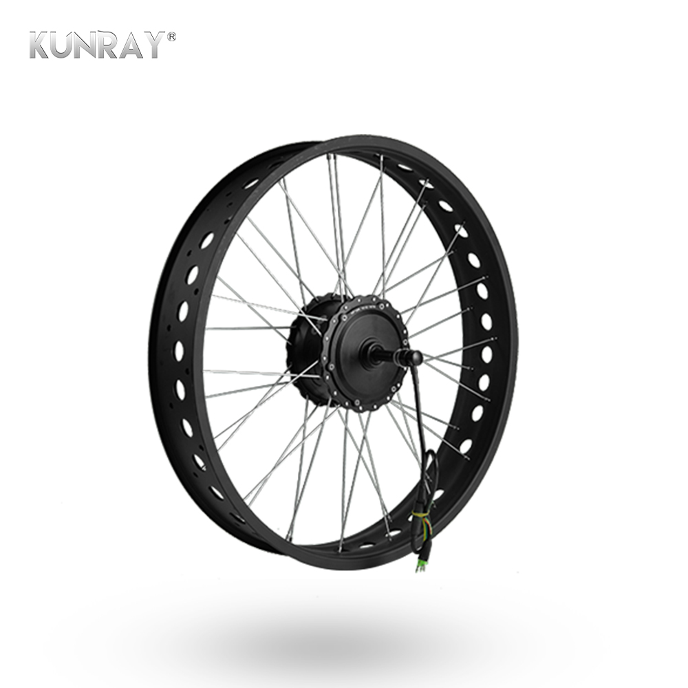 SNOW BIKE REAR WHEEL MOTOR