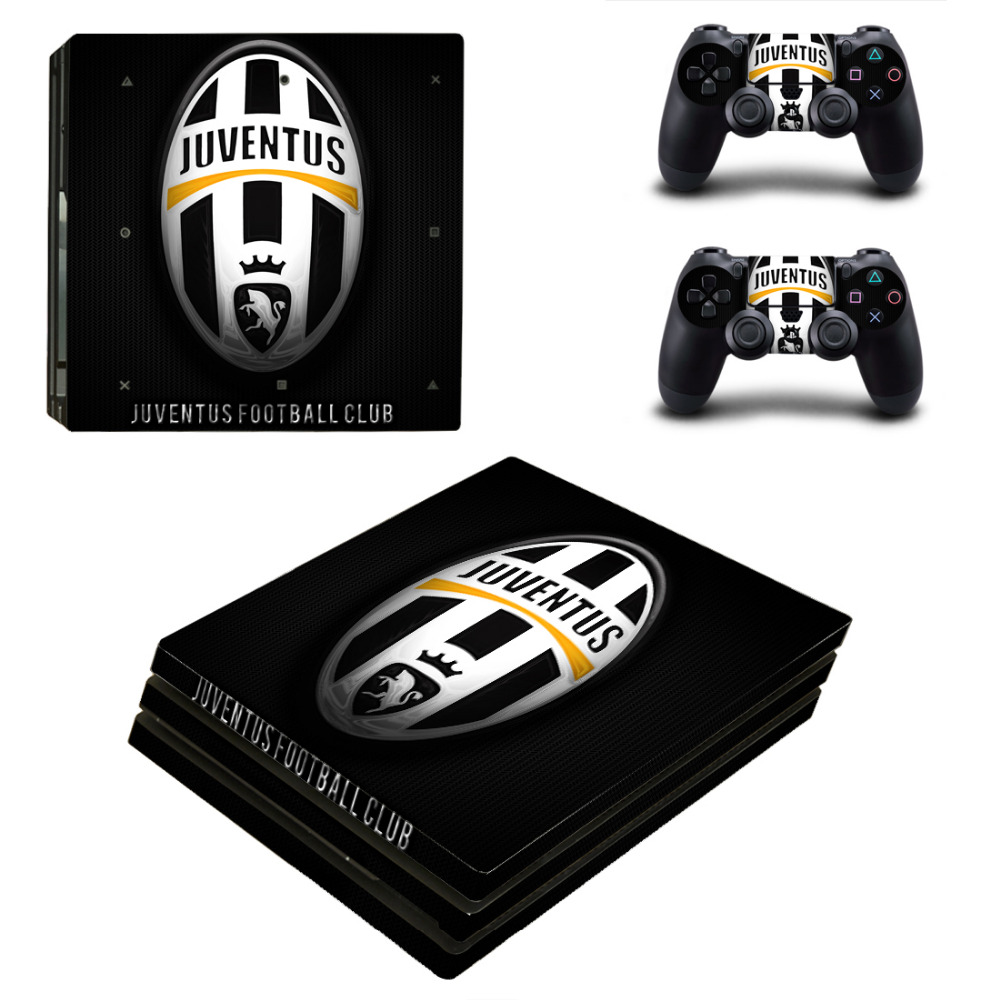 Google chrome themes juventus - Juventus Football Team Ps4 Pro Skin Sticker Decal For Sony Ps4 Playstation 4 Pro Console And