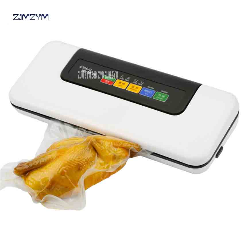220V/50 Hz NEW Product Household Multi-function Vacuum Sealer Automatic Vacuum Sealing System Keeps Fresh up to 7x Longer W-300220V/50 Hz NEW Product Household Multi-function Vacuum Sealer Automatic Vacuum Sealing System Keeps Fresh up to 7x Longer W-300