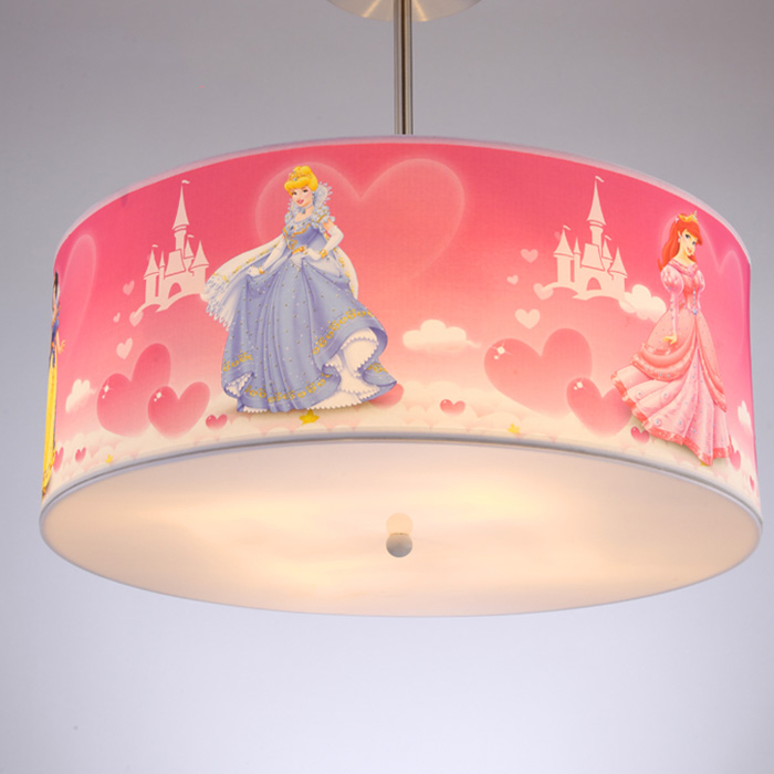 Anti fire cloth children bedroom light fixture ceiling light anti fire cloth children bedroom light fixture ceiling light cartoon princess snow white pattern bedroom led study lighting in ceiling lights from lights mozeypictures Images