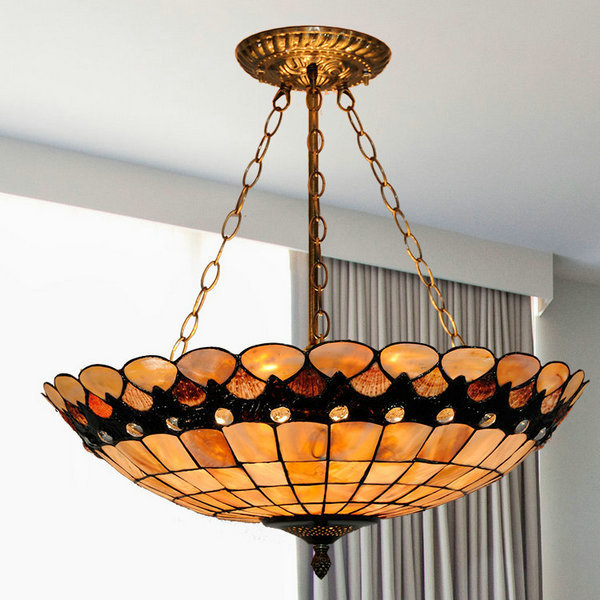 110 240V Free Shipping Metal tiffany lamps antique D50CM With 5 Lights For  Dining Room E27 Excluded Led Bulbs Is Available-in Pendant Lights from  Lights ... - 110 240V Free Shipping Metal Tiffany Lamps Antique D50CM With 5